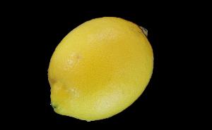 Citron - citronvatten gör gott i kroppen
